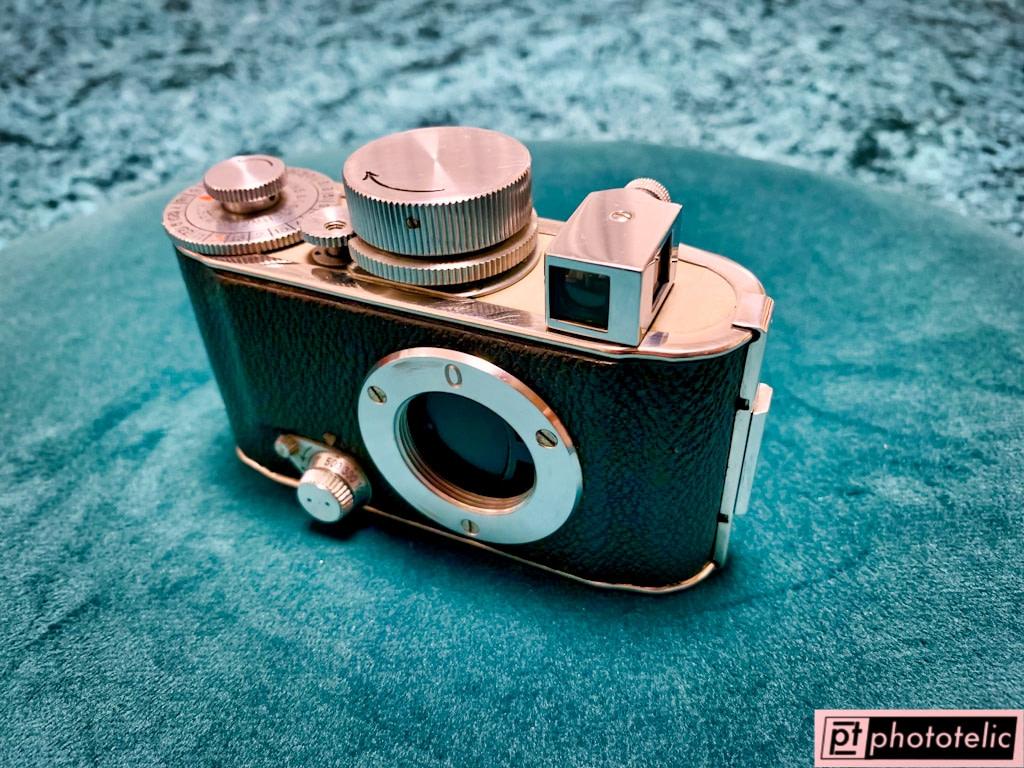 Berning Robot 1 Camera